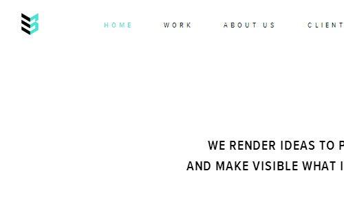超赞!24个迷你简约网页设计作品
