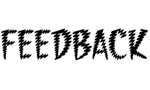 25款酷炫的闪电字体下载