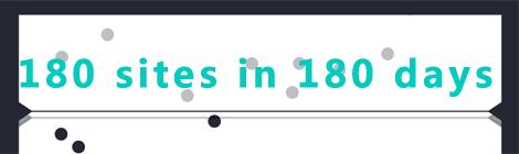 正能量访谈录!女汉子180天做180个网站
