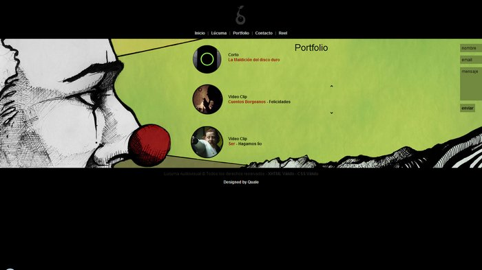 nice web layout, websites layout examples