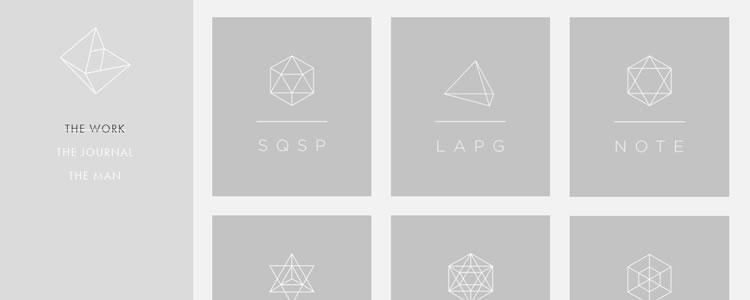 少即是多!50个现代简约网站设计欣赏