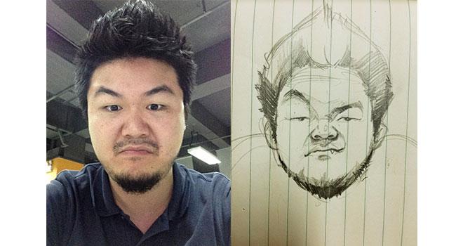 超赞!快来利用Photoshop绘制你的专属卡通形象