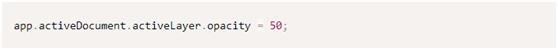 谁说设计师不会写代码?超简单Photoshop脚本语言介绍