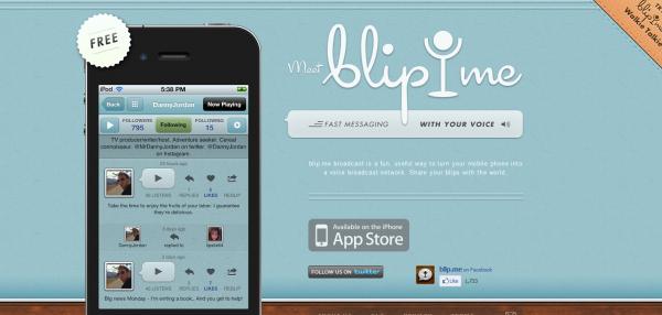 一组华丽的App演示网站