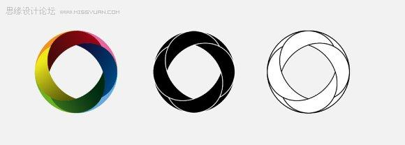 教程分享:利用illustrator设计时尚漂亮的LOGO