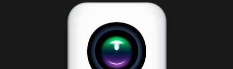 PS教程!教你用一个图层制作相机图标 - 优设-UISDC