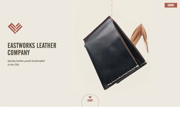 Eastworks Leather