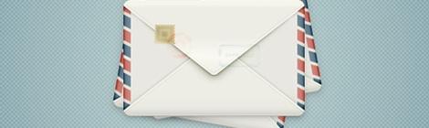 手把手教你用illustrator创建精细的信封 - 优设网 - UISDC