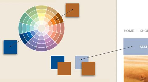 版式设计中一图多用的处理技巧