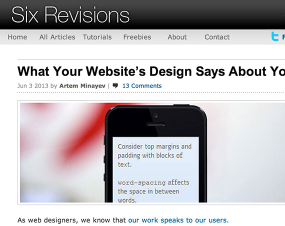 sixrevisions-web-design-blog-top-blogs-follow
