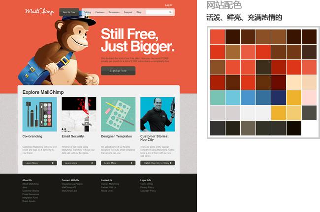 经验分享:让网页设计有规律可循
