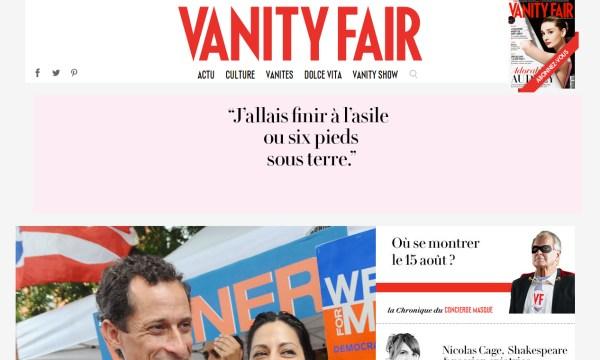 VanityFair.fr
