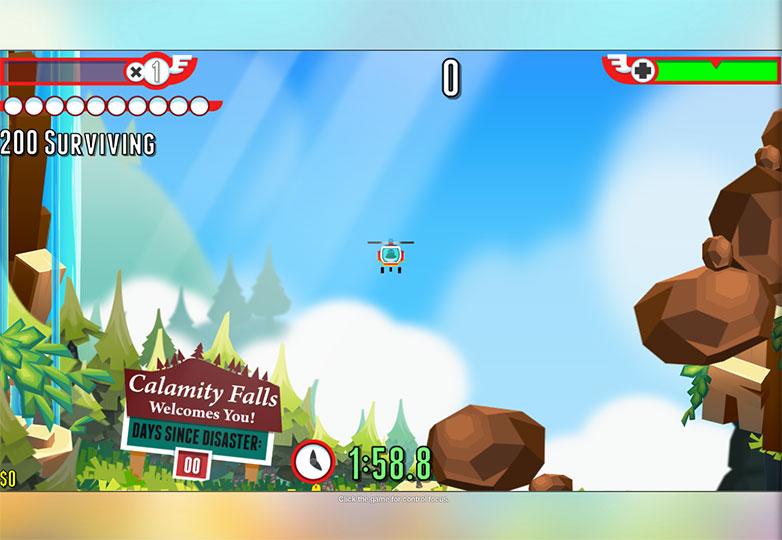灵感创意!27例新颖的HTML5网页游戏设计