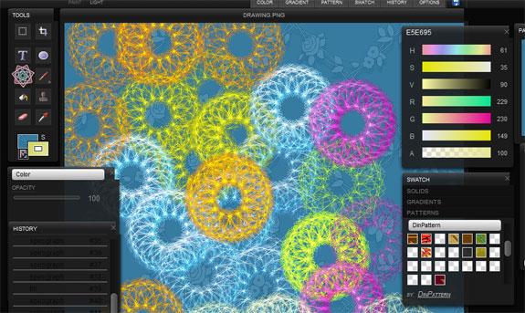 一起来画画!8款最佳HTML5绘图工具