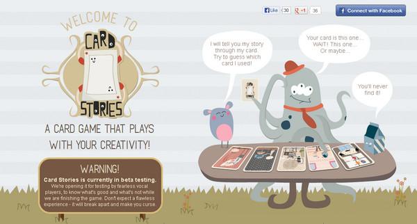 回到童年!28例卡通风格的网页设计