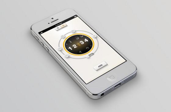 经验分享:圆形风格的移动应用设计实例赏析