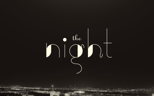 Font: Night by Alejandro Rojas in Showcase of Art Deco Typography