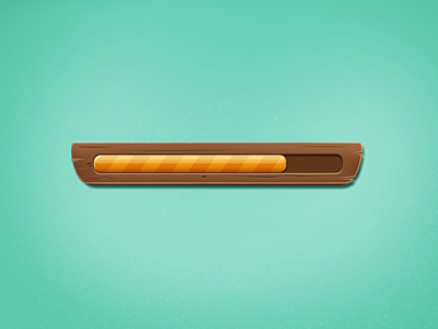 Loading Bar by Andra Popovici in 40 Progress Bar Designs for Inspiration