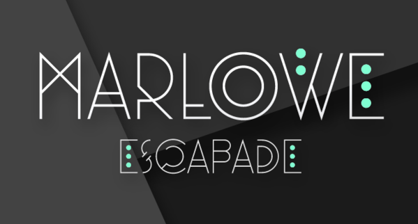 Marlowe™ by FaceType in Showcase of Art Deco Typography