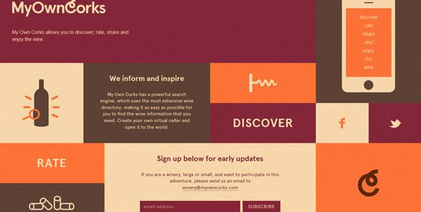设计趋势!如何打造简约的单页网站设计