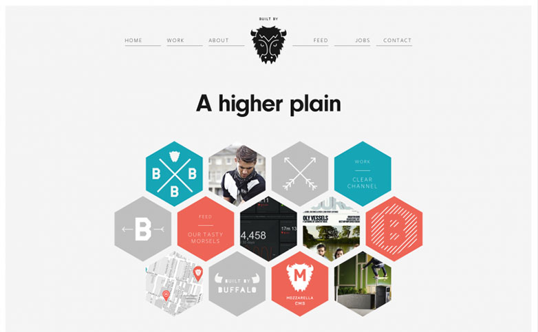 高手之路!网页设计中的对称与不对称