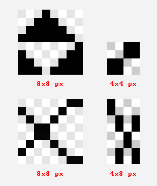 Create Pixel Pattern Photoshop