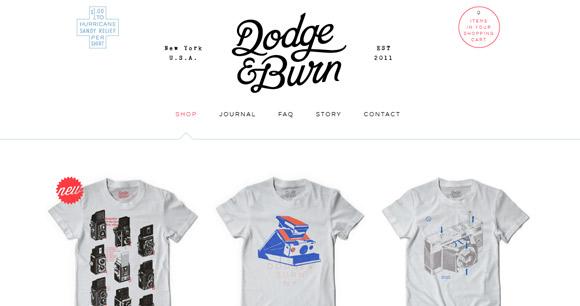 如何设计一个清爽极简的购物网站