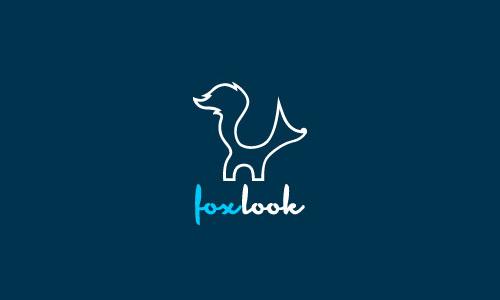 超萌!以动物为形象的logo设计