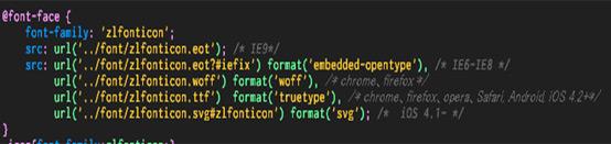 快速上手制作Icon Font