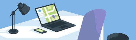还在用谷歌的截图?推荐三款地图设计工具 - 优设网 - UISDC