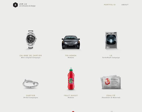 想设计自己的网站?先来看这15个优秀设计师的酷站