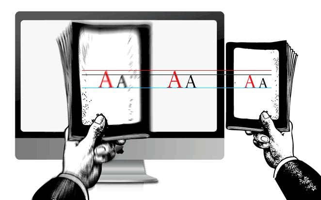 经验分享:响应式排版中的基础知识