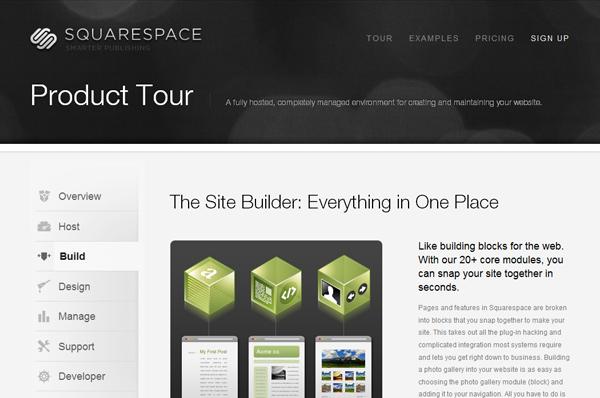 网页设计中的F式布局