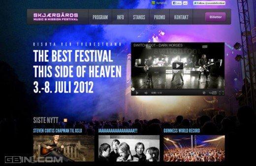 Skjærgårds Music&Mission Festival