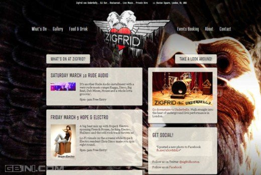 Zigfrid von Underbelly | Hoxton | Shoreditch |   Bar, Restaurant, DJs, Live Music, Private Hire
