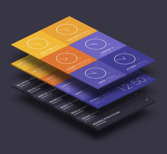 赞!15款App透视模型为你的设计演示锦上添花