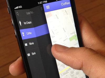 创意十足!折叠效果在移动App中的应用
