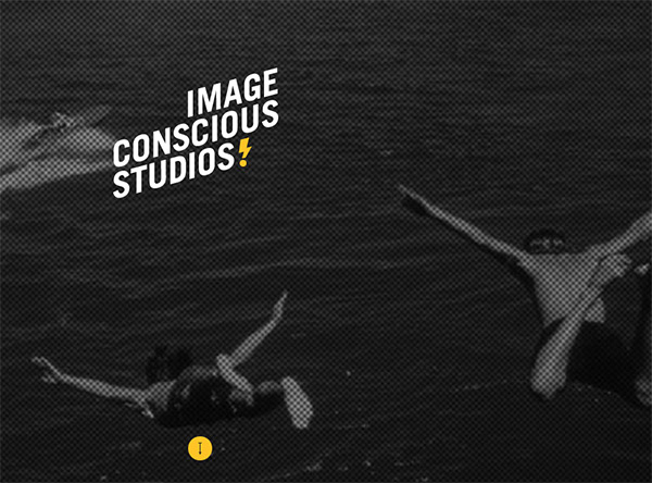 Image Consccious Studios in 50 Dark Web Designs for Inspiration