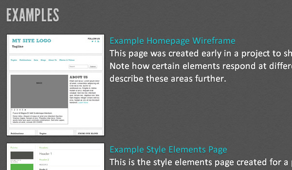 Proty in 50 Free Wireframe Kits and Web Apps