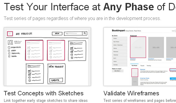 Solidify in 50 Free Wireframe Kits and Web Apps