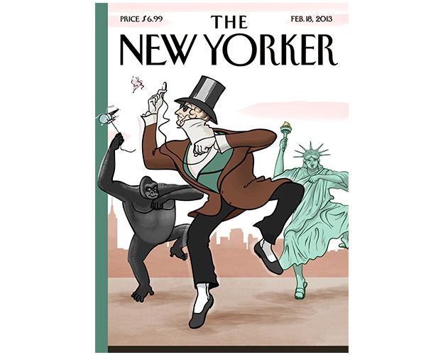 奔放洋气!8种杂志封面设计方法