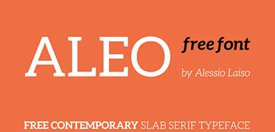 精选合集:免费的优质英文字体打包下载