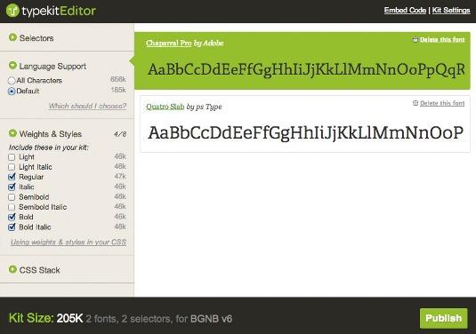 怎么挑选网页字体?优秀网页字体的秘密