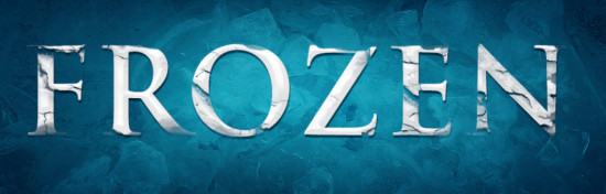 2 effect 550x176 Create Realistic Frozen Text Effect in Photoshop