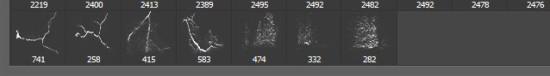 2 eraser 550x76 Create Realistic Frozen Text Effect in Photoshop