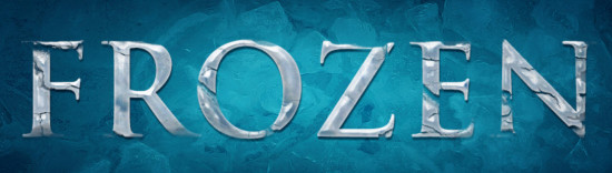 3 clipping mask 550x156 Create Realistic Frozen Text Effect in Photoshop