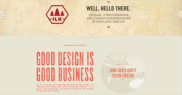 字体的私奔:超赞网页字体设计奇幻之旅