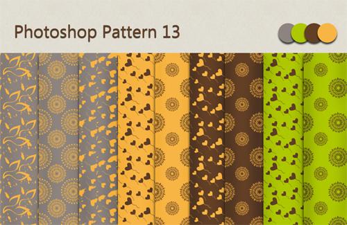 Photoshop Pattern 13 by Manel-86 in 30+ New Photoshop Pattern Sets