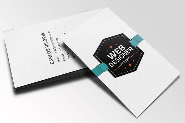 Retro-Business-Card