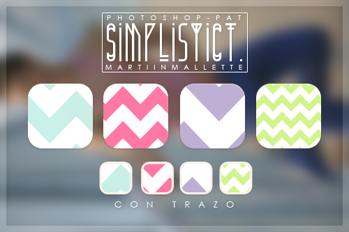 SimplysticT Photoshop Styles by Thearchetypes in 30+ New Photoshop Pattern Sets